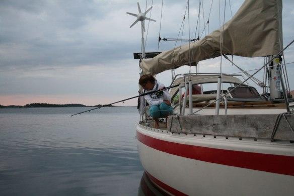 Margareta fiskar